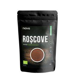 Roscove (Carob) pudra Ecologica/BIO x 250g Niavis