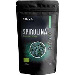 Spirulina Tablete Ecologice/BIO x 125g Niavis