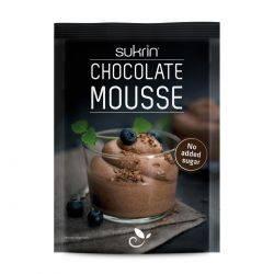 Mix pentru mousse ciocolata x 85g Sukrin