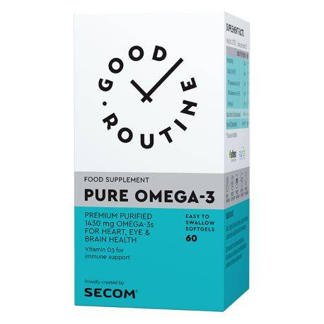 Pure Omega-3 x 60cps Good Routine