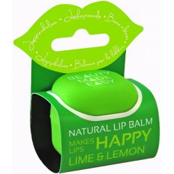Balsam natural de buze cu lime si lamaie x 7g Beauty Made Easy