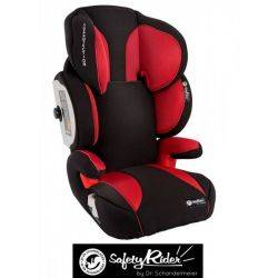 Scaun auto Kids Club Safety Rider Black - Red Juju