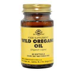 Wild Oregano Oil x 60cps Solgar