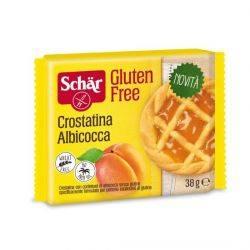 Crostatina Albicocca - Tarta cu caise fara gluten x 152g Dr. Schar