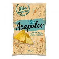 Tortilla chips natur bio x 125g Acapulco