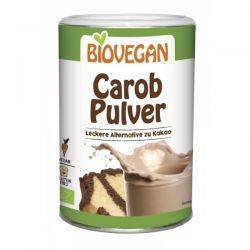 Pudra de roscove (carob) fara gluten ECO x 200g BioVegan