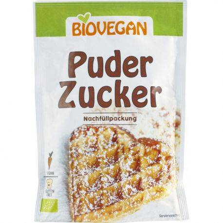 Zahar pudra fara gluten x 100g BioVegan