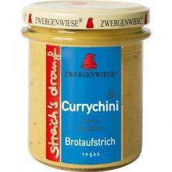 Crema tartinabila vegetala Currychini cu curry si zucchini fara gluten x 160g Zwergenwiese