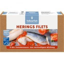 File de hering in sos te tomate x 200g Followfish