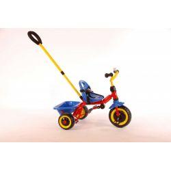 Tricicleta Deluxe cu bara de impins E&L Cycles