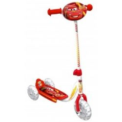 Trotineta Disney Cars McQueen - Stamp