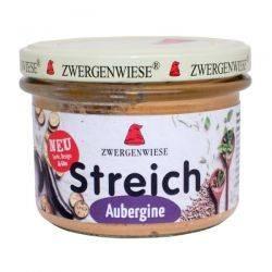 Pate vegetal de vinete x 180g Zwergenwiese