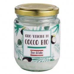 Ulei de cocos bio virgin x 200ml Fior di Loto