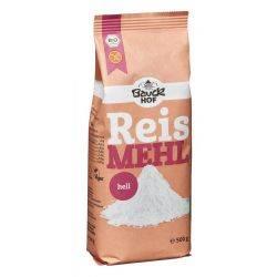 Faina alba de orez bio fara gluten x 500g BauckHof
