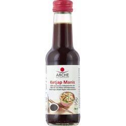 Ketjap Manis, sos de soia dulce indonezian bio x 155ml Arche Naturkuche