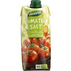 Suc de rosii bio x 500ml Dennree