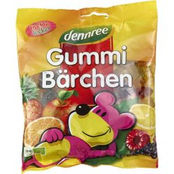 Ursuleti din gelatina bio x400g Dennree