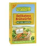 Cuburi de supă de legume delikatess bio x 8buc Rapunzel