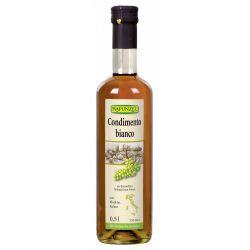 Otet Balsamic Bianco Condimento bio, x500ml Rapunzel
