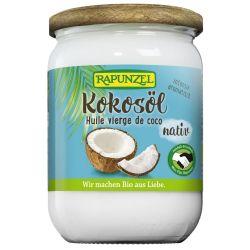 Ulei de cocos bio virgin eco x 400g Rapunzel