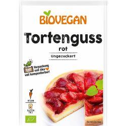 Gelatina vegana rosie FARA GLUTEN bio 2x7g Biovegan