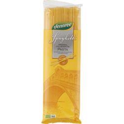 Spaghetti din porumb si orez fara gluten bio x 500g Dennree
