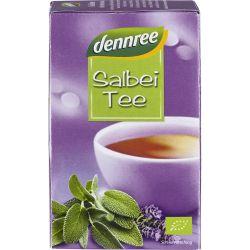 Ceai de salvie bio x 20 plicuri, 30g Dennree