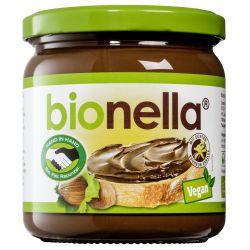 Crema vegana de alune cu ciocolata Bionella x 400g Bionella