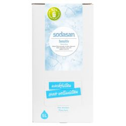 Sapun lichid pentru ingrijire naturala x 5L Sodasan