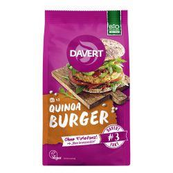 Mix pentru burger din quinoa x 160g Davert