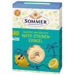 Biscuiti cu ovaz si lamaie FARA GLUTEN x 150g Sommer & Co