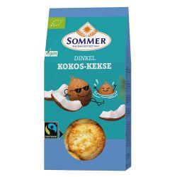 Biscuiti cu nuca de cocos x 150g Sommer & Co