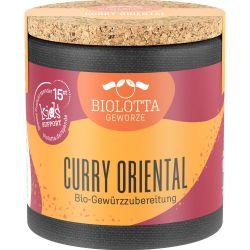 Mix de condimente curry oriental x 45g BioLotta