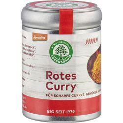 Curry rosu pentru orez legume si carne bio x 55g Lebensbaum