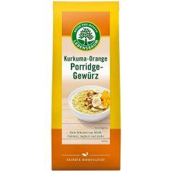 Mix de condimente bio pentru terci cu curcuma si portocala x 50g Lebensbaum