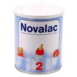 Lapte praf - Novalac 2 x 400g