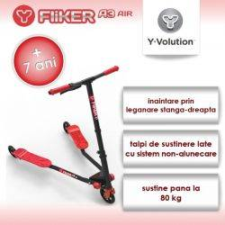 Scuter YFliker Air A3 Red Yvolution