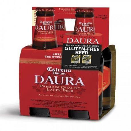 Bere Estrella Daura fara gluten x 0.3L