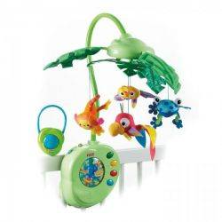 Carusel Fisher-Price Rainforest Peek-A-Boo Leaves