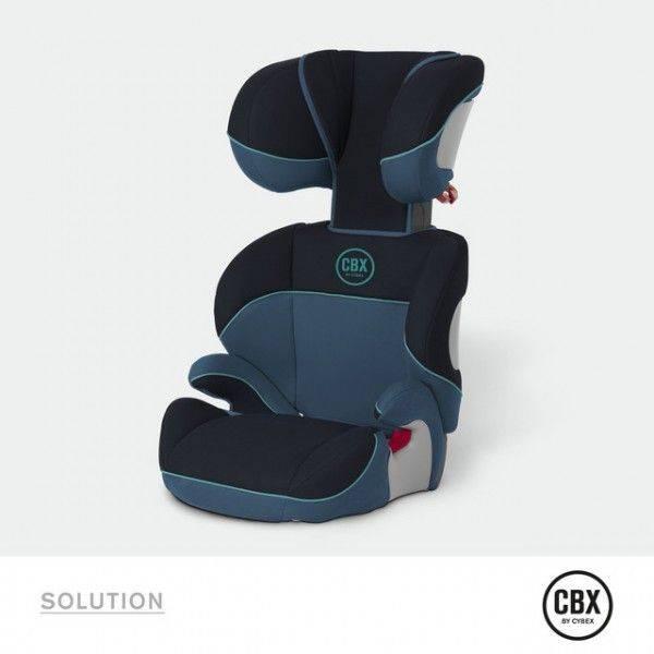 cybex scaun auto copii cbx by cybex solution. Black Bedroom Furniture Sets. Home Design Ideas