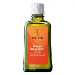 Ulei de masaj cu extract de arnica x 100ml Weleda