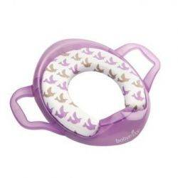 Reductor WC cu manere Potty seat Sea Lion Babymoov