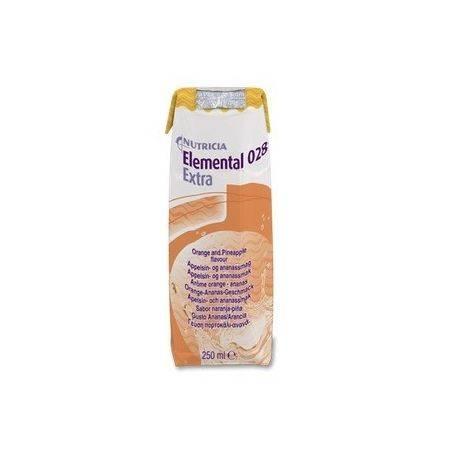 Elemental 028 Extra x 250ml Nutricia