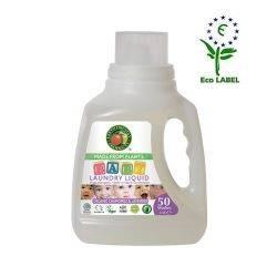 Detergent lichid rufe bebelusi Musetel cu Lavanda x1.5L Earth Friendly
