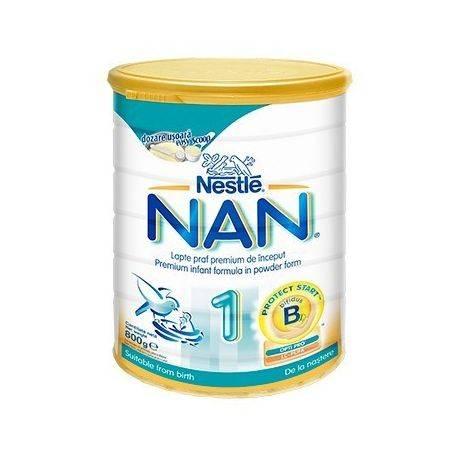 Lapte Praf Nestle Nan1 x 800g