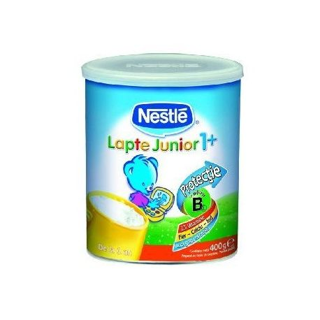 Nestle - LAPTE JUNIOR 1+ 400G