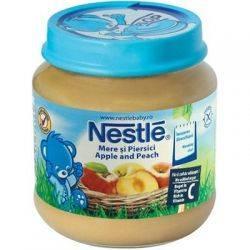 Nestle Piure Mere si Piersici x 130g