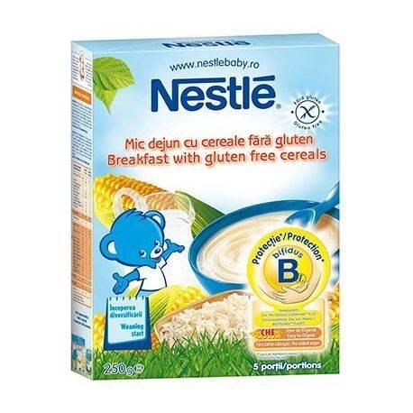 Cereale Nestle Mic Dejun fara gluten x 250g