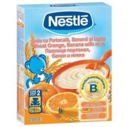 Cereale Nestle Grau Portocale si Banane x 250g