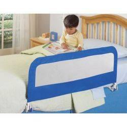 Summer Infant - Protectie pliabila pentru pat Blue